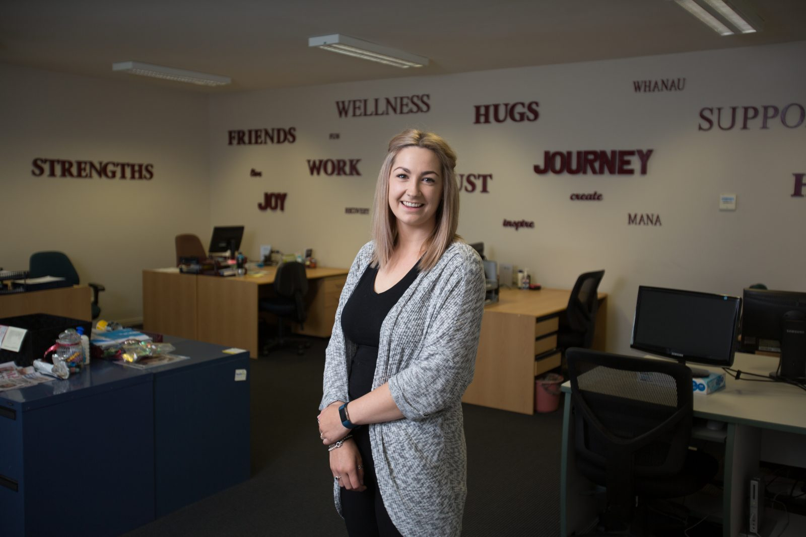 Tegan Coote, Mental Health and Addiction Support Apprentice
